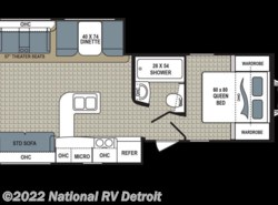 New 2018  Dutchmen Kodiak Ultimate 291RESL by Dutchmen from National RV Detroit in Belleville, MI