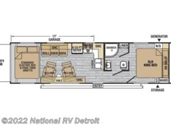 New 2018  Forest River XLR Nitro 28KW by Forest River from National RV Detroit in Belleville, MI