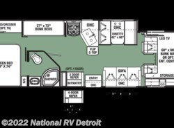New 2018  Forest River Forester 3271S by Forest River from National RV Detroit in Belleville, MI