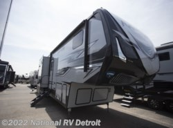 New 2018  Keystone Raptor 428SP by Keystone from National RV Detroit in Belleville, MI