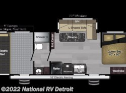 New 2018  Keystone Carbon 27 by Keystone from National RV Detroit in Belleville, MI