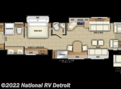 New 2018  Entegra Coach Anthem 44F by Entegra Coach from National RV Detroit in Belleville, MI