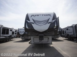 New 2018  Keystone Raptor 362TS by Keystone from National RV Detroit in Belleville, MI