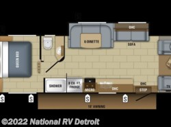 New 2018  Jayco Redhawk 29XK by Jayco from National RV Detroit in Belleville, MI