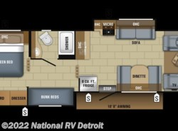 New 2018  Jayco Redhawk 31XL by Jayco from National RV Detroit in Belleville, MI