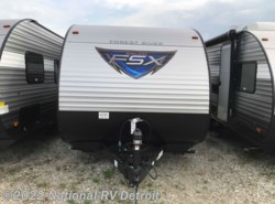New 2018  Forest River Salem FSX 200RK by Forest River from National RV Detroit in Belleville, MI
