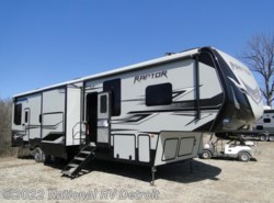 New 2018  Keystone Raptor 421CK by Keystone from National RV Detroit in Belleville, MI