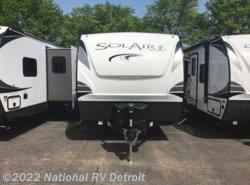 New 2019  Palomino Solaire Ultra Lite 211BH by Palomino from National RV Detroit in Belleville, MI