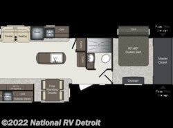 New 2018  Keystone Laredo 330RL by Keystone from National RV Detroit in Belleville, MI