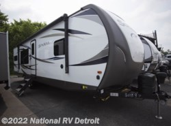 New 2019  Palomino Solaire Ultra Lite 304RKDS by Palomino from National RV Detroit in Belleville, MI