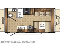 New 2019  Palomino Solaire eXpandables 163X by Palomino from National RV Detroit in Belleville, MI