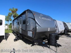 Used 2017  Coachmen Catalina  by Coachmen from North Trail RV Center in Fort Myers, FL