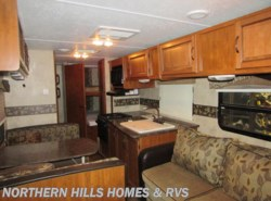 Used 2012  Keystone Bullet 281BHS by Keystone from Northern Hills Homes and RV's in Whitewood, SD