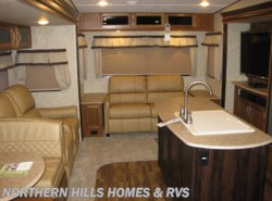 New 2018  Prime Time Crusader Lite 34MB by Prime Time from Northern Hills Homes and RV's in Whitewood, SD