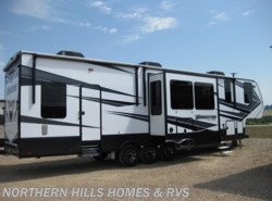 New 2018  Grand Design Momentum 388M by Grand Design from Northern Hills Homes and RV's in Whitewood, SD