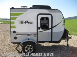 New 2018  Forest River Flagstaff E-Pro E12RK by Forest River from Northern Hills Homes and RV's in Whitewood, SD