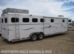 Used 2009  Trails West Sierra 4 Horse Weekender by Trails West from Northern Hills Homes and RV's in Whitewood, SD