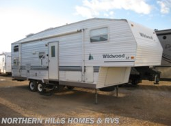 Used 2003 Forest River Wildwood 28BHSS available in Whitewood, South Dakota