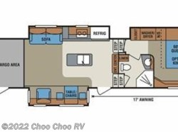 Used 2011  K-Z Escalade Sportster 41IKS by K-Z from Choo Choo RV in Chattanooga, TN