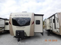 New 2017  Forest River Rockwood Signature Ultra Lite 8329SS by Forest River from Choo Choo RV in Chattanooga, TN