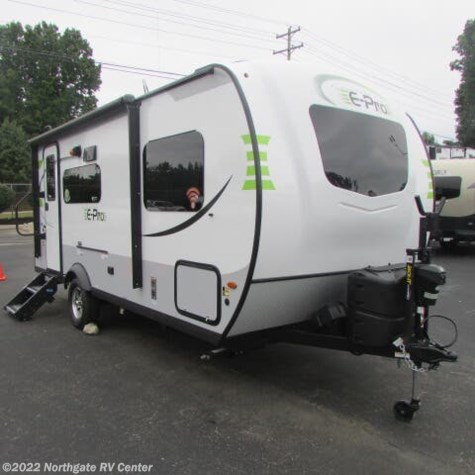 2020 Forest River Flagstaff E-Pro 19FBS