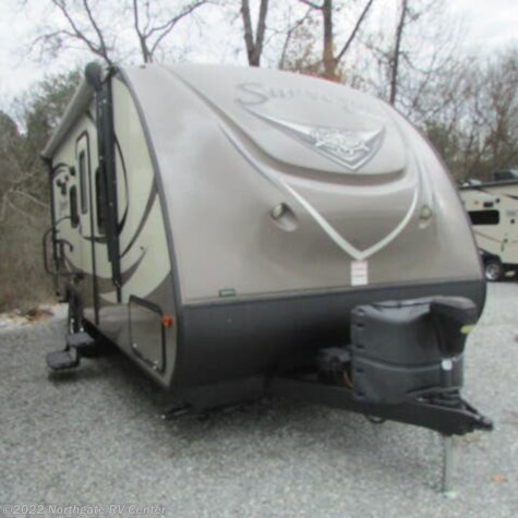 2015 Forest River Surveyor 220RBS