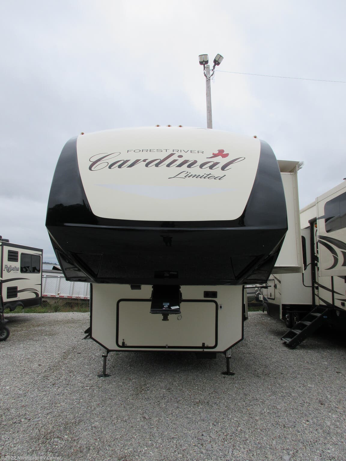 2020 Forest River Cardinal Limited 3780LFLE