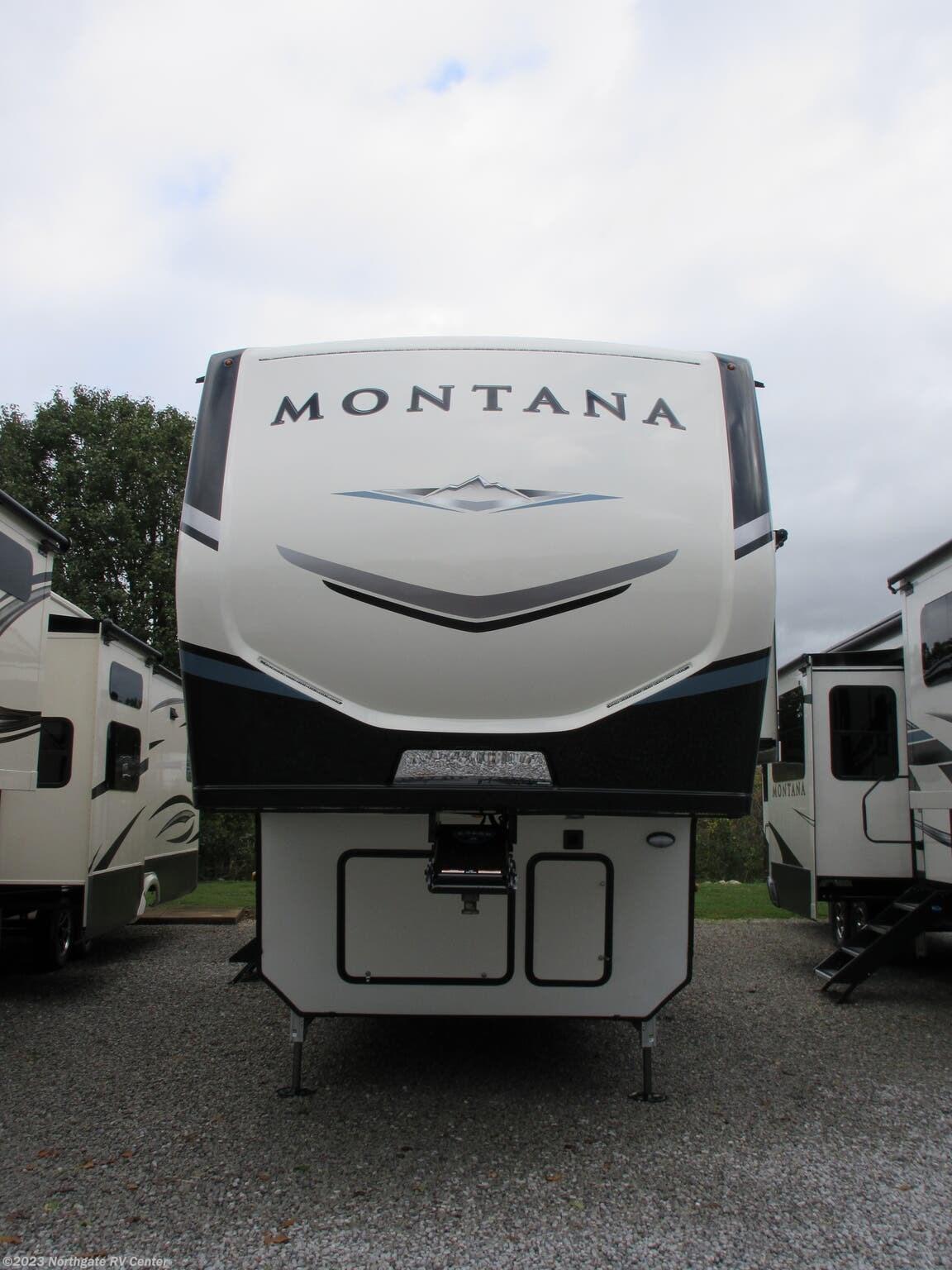 2021 Keystone Montana 3931FB