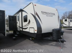 New 2017  Keystone Sprinter Campfire 33BH by Keystone from Northside RVs in Lexington, KY