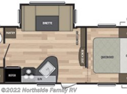 New 2017  Keystone Springdale 235RB by Keystone from Northside RVs in Lexington, KY