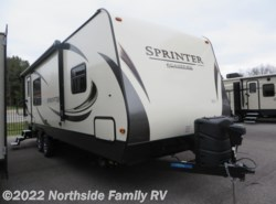 New 2017  Keystone Sprinter Campfire 25RK