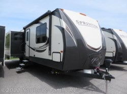 New 2017  Keystone Sprinter Wide Body 319MKS by Keystone from Northside RVs in Lexington, KY
