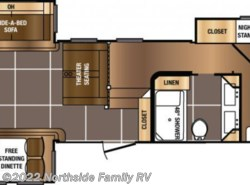 New 2018  Prime Time Sanibel 3751 by Prime Time from Northside RVs in Lexington, KY
