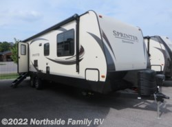 New 2018  Keystone Sprinter Campfire 29BH by Keystone from Northside RVs in Lexington, KY