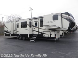 New 2018 Keystone Alpine 3800FK available in Lexington, Kentucky