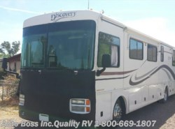 Used 2000  Fleetwood Discovery 39 by Fleetwood from Auto Boss RV in Mesa, AZ