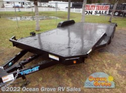 New 2016  Top Hat  All Steel Car Hauler 18 ASCH by Top Hat from Ocean Grove RV Sales in St. Augustine, FL