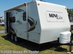 Used 2012  Forest River Rockwood Mini Lite 2109S by Forest River from Ocean RV Center in Ocean View, DE