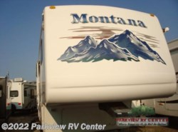 Used 2008  Keystone Montana 2955 RL by Keystone from Parkview RV Center in Smyrna, DE