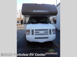 New 2017  Winnebago Minnie Winnie 25B by Winnebago from Parkview RV Center in Smyrna, DE