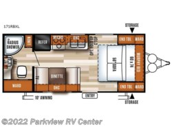 New 2018  Forest River Salem Cruise Lite 171RBXL by Forest River from Parkview RV Center in Smyrna, DE