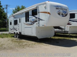 Used 2008  Heartland RV Big Country 2950RKS by Heartland RV from Paul's Trailer & RV Center in Greenleaf, WI