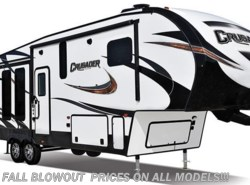 New 2019  Prime Time Crusader 337QBH by Prime Time from Paul's Trailer & RV Center in Greenleaf, WI