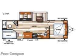 New 2017  Forest River Salem 27DBK by Forest River from Campers Inn RV in Tucker, GA