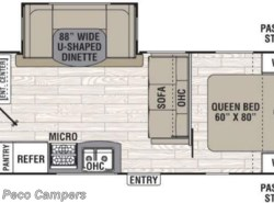 New 2017  Coachmen Freedom Express 248RBS by Coachmen from Campers Inn RV in Tucker, GA