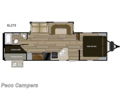 New 2018  Cruiser RV Embrace EL275 by Cruiser RV from Campers Inn RV in Tucker, GA