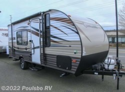 Used 2016  Forest River  CASCADE LITE 16FQ by Forest River from Poulsbo RV in Auburn, WA