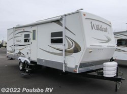 Used 2007  Forest River Wildcat Maxx 27PRLS by Forest River from Poulsbo RV in Auburn, WA