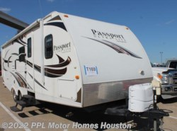 Used 2012  Keystone Passport 2510RB by Keystone from PPL Motor Homes in Houston, TX