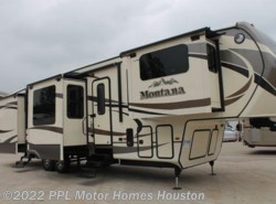 Used 2015  Keystone Montana Legacy Edition 3711FL by Keystone from PPL Motor Homes in Houston, TX